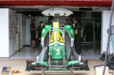 Body Kit for the Caterham F1 Team CT03
