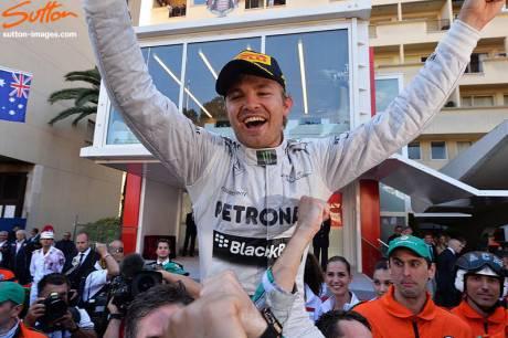 Statistics Monaco Grand Prix of 2013