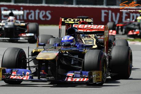 Statistics Canadian Grand Prix of 2013