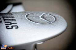 Detail of the Mercedes AMG F1 Team F1 W04