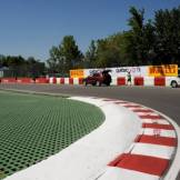 A Corner on the Circuit Gilles Villeneuve