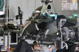 The Mercedes AMG F1 Team F1 W04