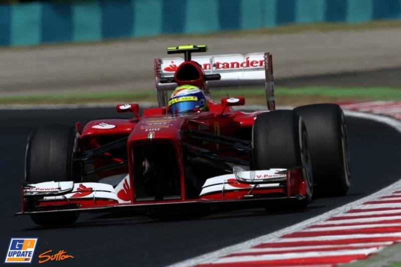 Felipe Massa, Scuderia Ferrari, F138