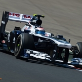 Valtteri Bottas, Williams F1 Team, FW345