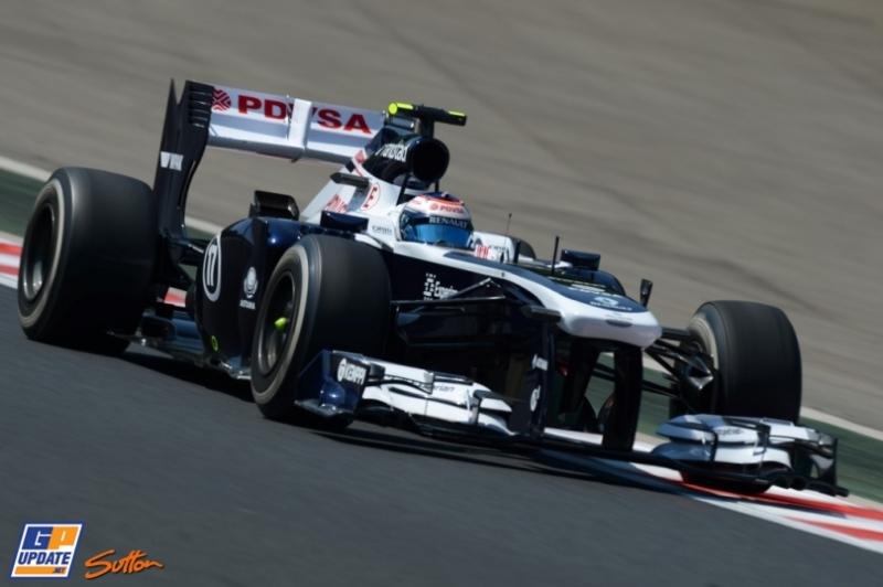 Valtteri Bottas, Williams F1 Team, FW345