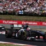 Nico Hülkenberg, Sauber F1 Team, C32