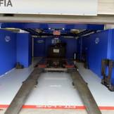 The FIA Weight Installation