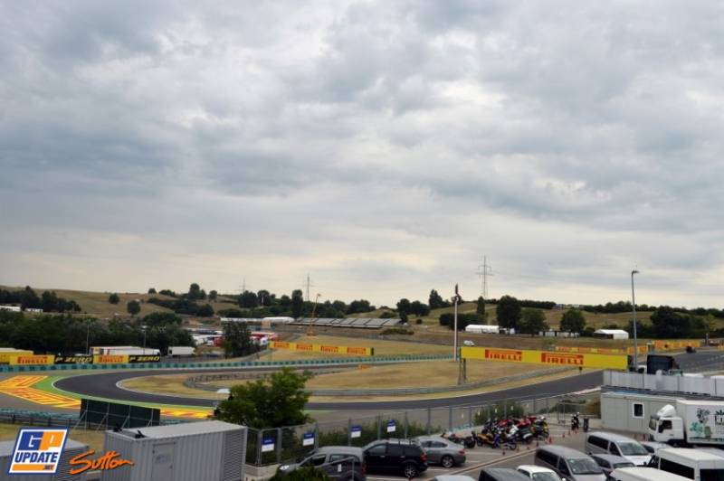 A Part of the Hungaroring