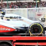 Sergio Perez, McLaren Mercedes, MP4-28