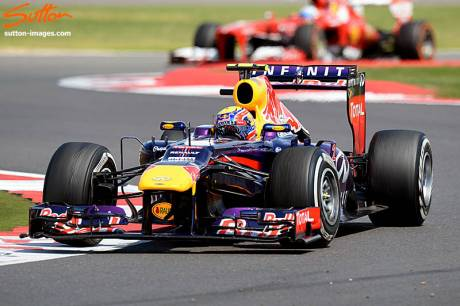 Statistics British Grand Prix of 2013