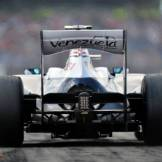 Valtteri Bottas, Williams F1 Team, FW35