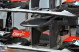 Detail of the Sauber F1 Team C32