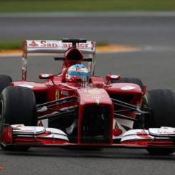 Fernando Alonso, Scuderia Ferrari, F138
