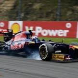 Daniel Ricciardo, Scuderia Toro Rosso, STR08