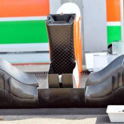 Front Wing for the Force India F1 Team VJM06