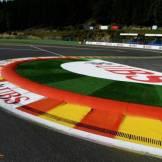 A Chicane on Circuit de Spa-Francorchamps