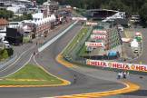 Looking down from Eau Rouge to La Source