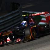 Daniel Ricciardo, Scuderia Torro Rosso, STR8