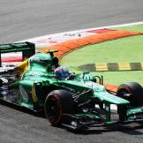 Giedo van der Garde, Caterham F1 Team, CT03
