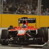 Jules Bianchi, Marussia F1 Team, MR02