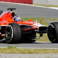 Rodolfo Gonzalez, Marussia F1 Team, MR02