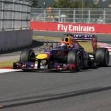 Sebastian Vettel, Red Bull Racing, RB9