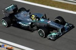 Nico Rosberg, Mercedes AMG F1 Team, F1 W04