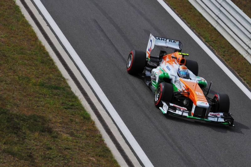 Adrian Sutil, Force India F1 Team, VJM06