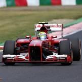 Felipe Massa, Scuderia Ferrar, F138