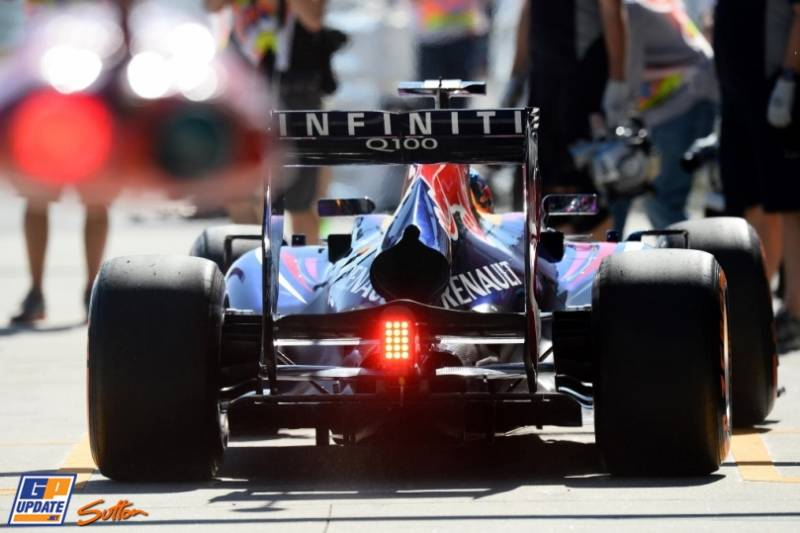 Red Bull Racing, RB9