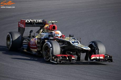 Statistics Japanese Grand Prix of 2013