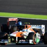 Adrian Sutil, Force India F1 Team, VJM06