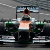 James Calado, Force India F1 Team, VJM06