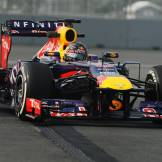 Sebastian Vettel, Red Bull Racing, RB9