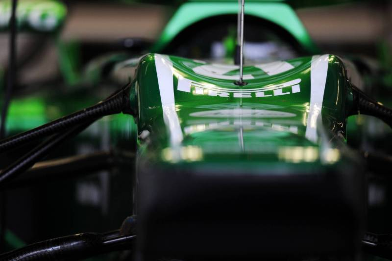 Caterham F1 Team, CT02