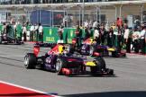 Sebastian Vettel and Mark Webber (Red Bull Racing, RB9)