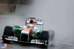Paul di Resta, Force India F1 Team, VJM06