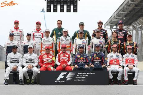 Statistics Brazilian Grand Prix of 2013
