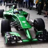 Caterham F1 Team CT05