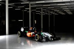 Force India F1 Team VJM07