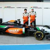 Force India F1 Team VJM07