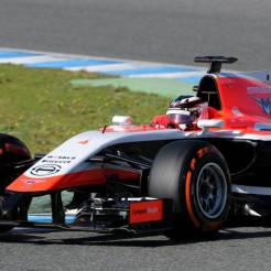 Marussia F1 Team MR03