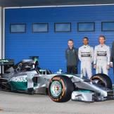 Mercedes AMG F1 Team F1 W05