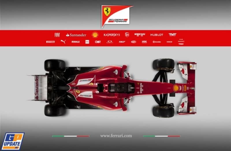 Scuderia Ferrari F14 T