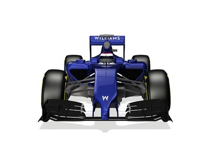 Williams F1 Team FW36