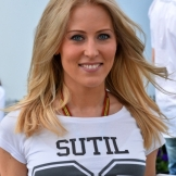 Girlfriend of Adrian Sutil