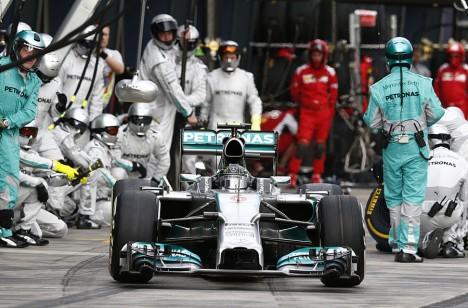 Statistics Australian Grand Prix of 2014