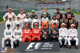 All drivers of the 2014 Season