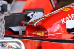 Front Wing for the Scuderia Ferrari F14 T