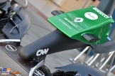 Front Wing for the Caterham F1 Team CT04